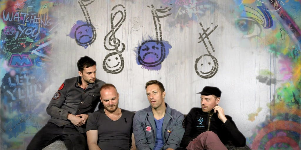 Coldplay Music   Tunefind