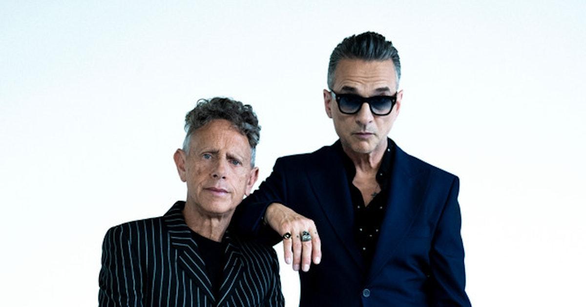 bästa skor bli billig bästa kvalitet Depeche Mode Music | Tunefind