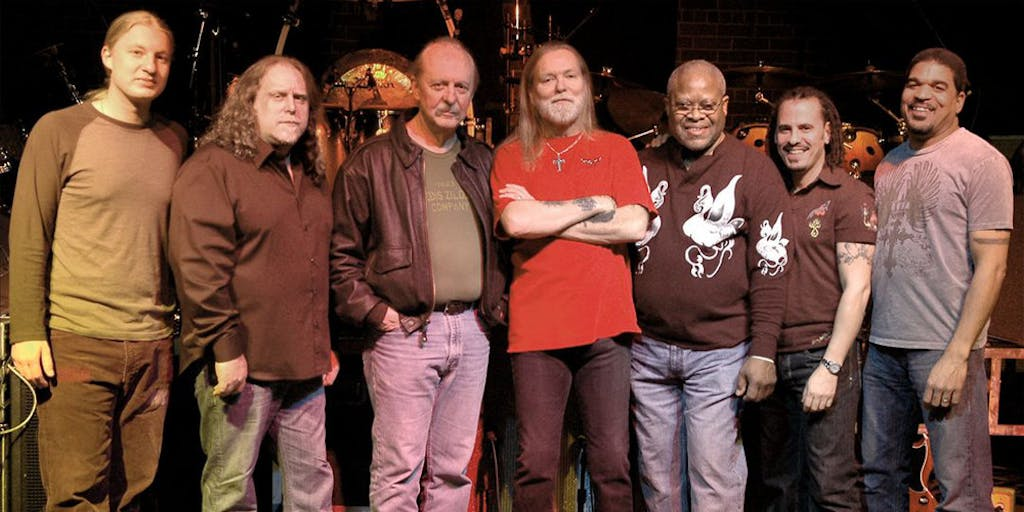 The Allman Brothers Band Music Tunefind
