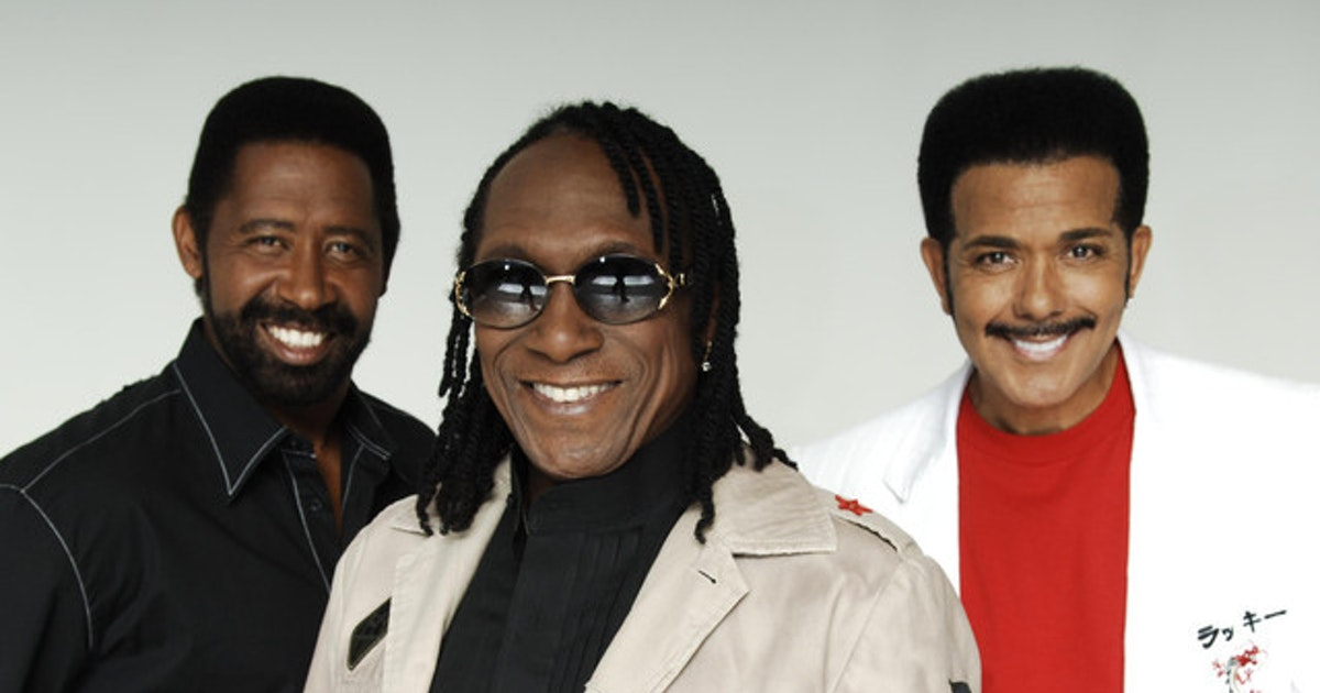 The Commodores Music