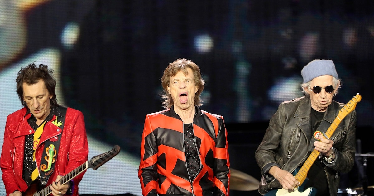 The Rolling Stones Music | Tunefind