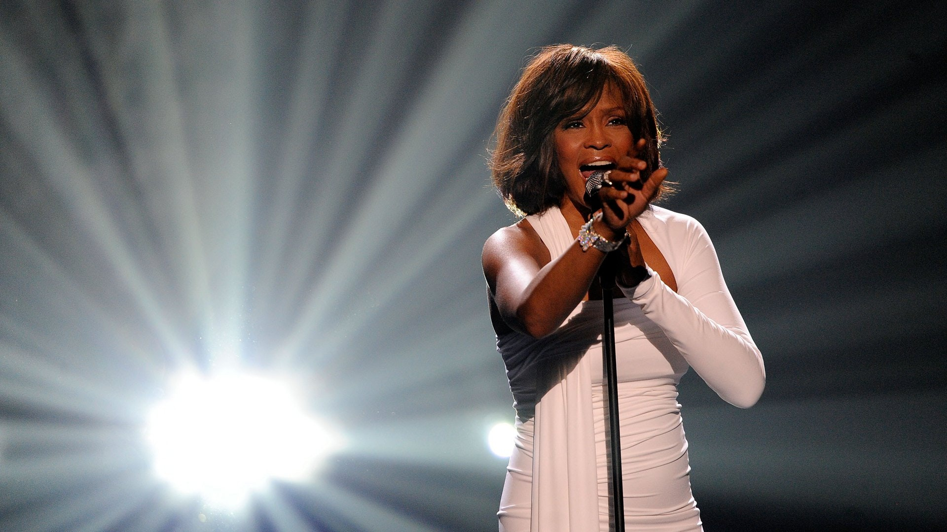 How Great Thou Art Whitney Houston