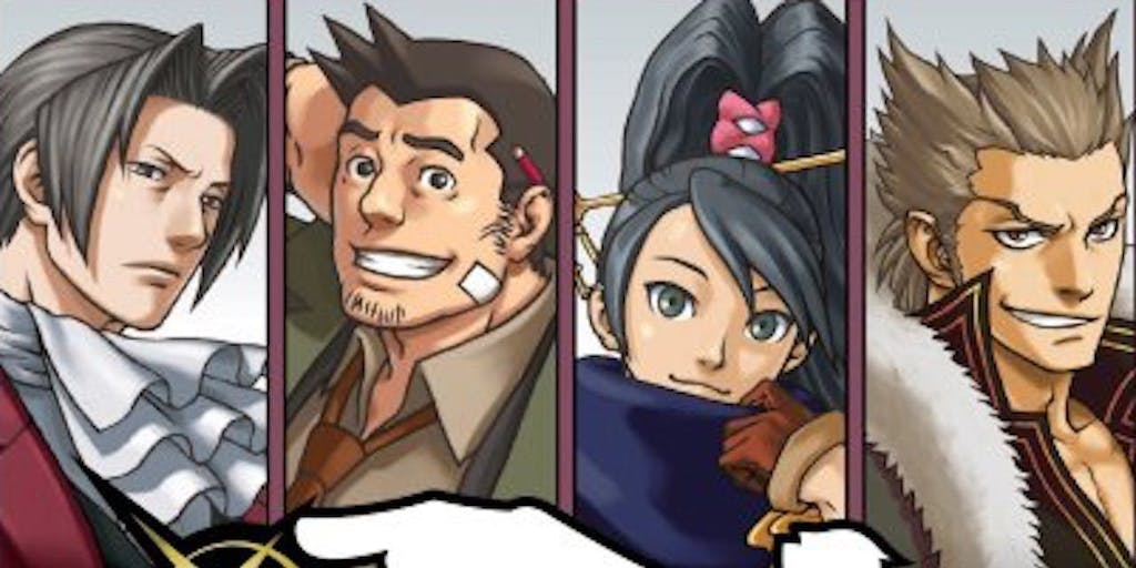 Ace Attorney Investigations: Miles Edgeworth Soundtrack