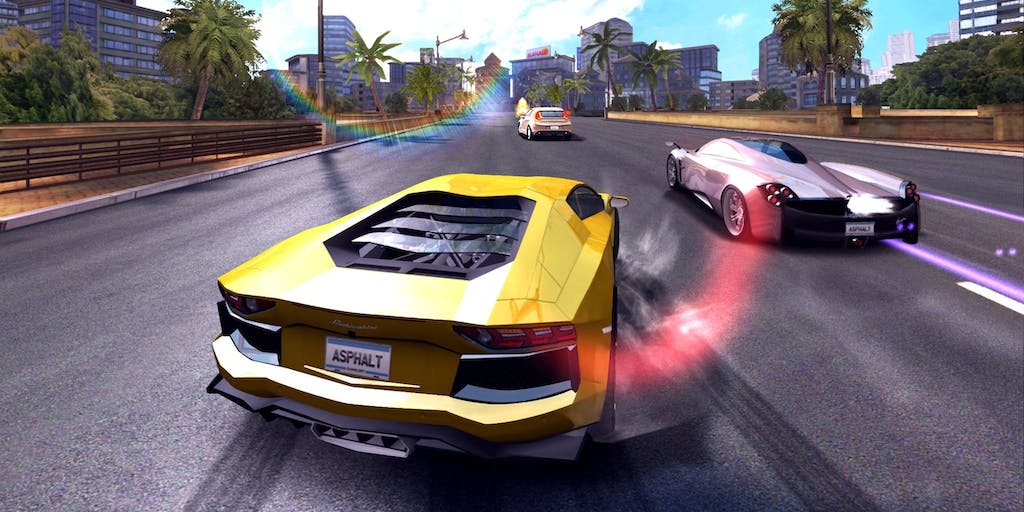Asphalt 7: Heat Soundtrack