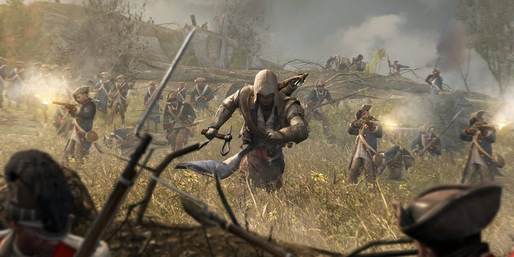 Assassin's Creed III Soundtrack