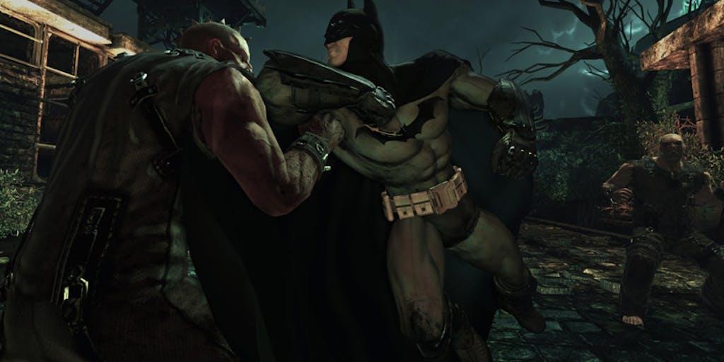 Batman: Arkham Asylum Soundtrack
