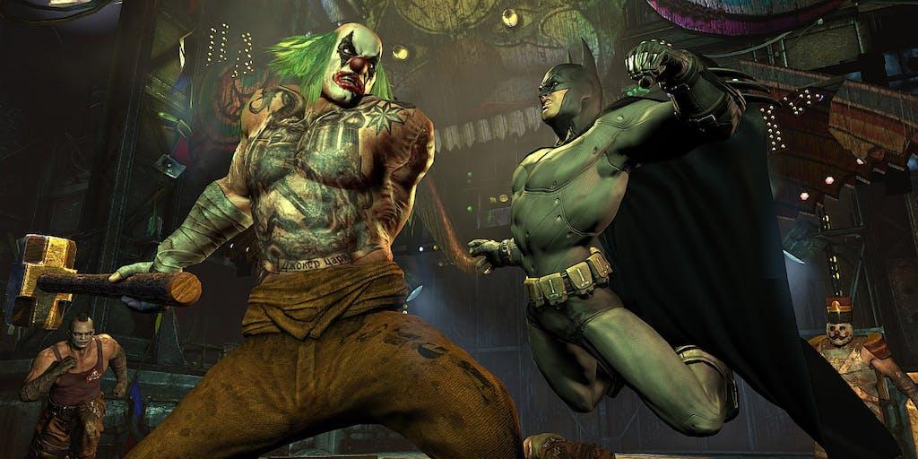 Batman: Arkham City Soundtrack