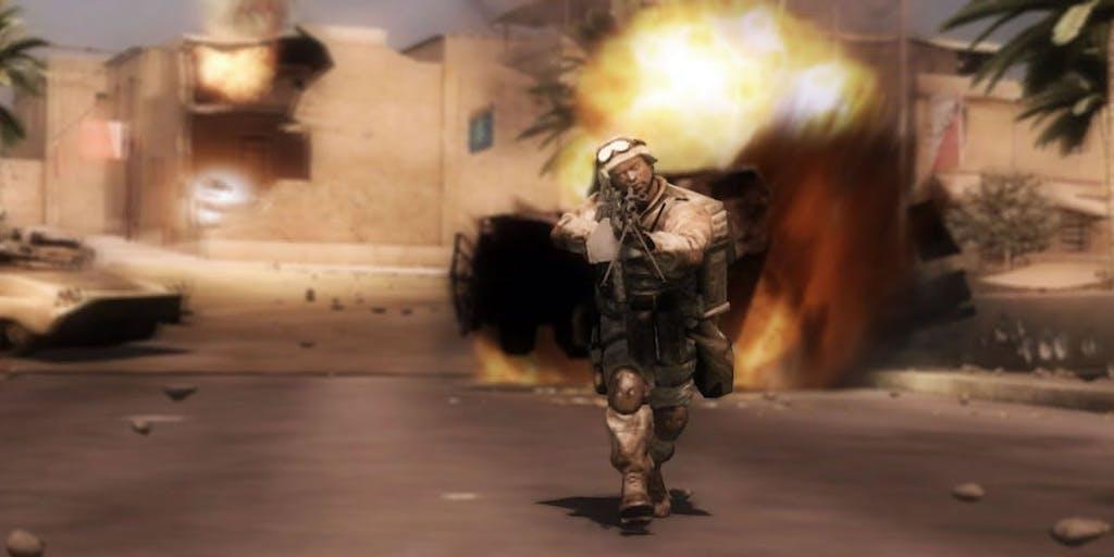 Battlefield 2: Modern Combat Soundtrack