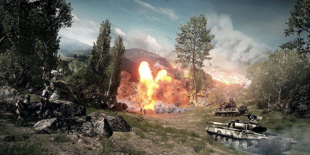 Battlefield 3 Soundtrack