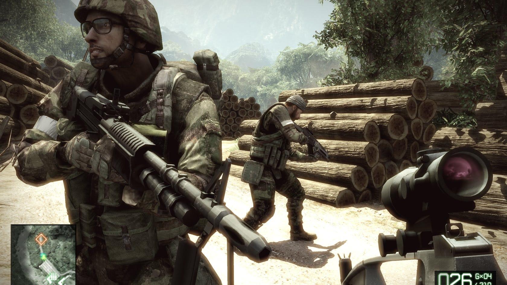 Battlefield: Bad Company 2 Soundtrack