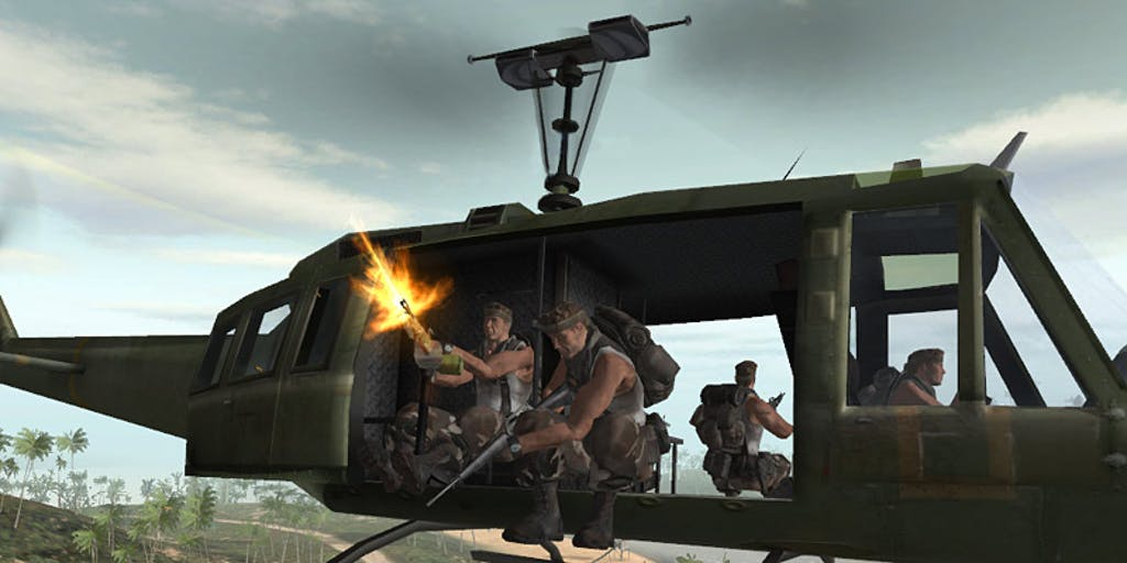 Battlefield Vietnam Soundtrack