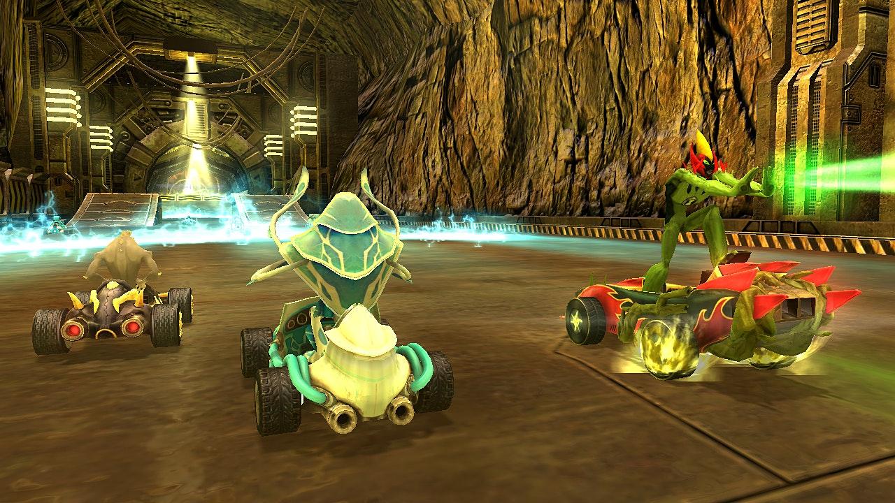 Ben 10: Galactic Racing Soundtrack