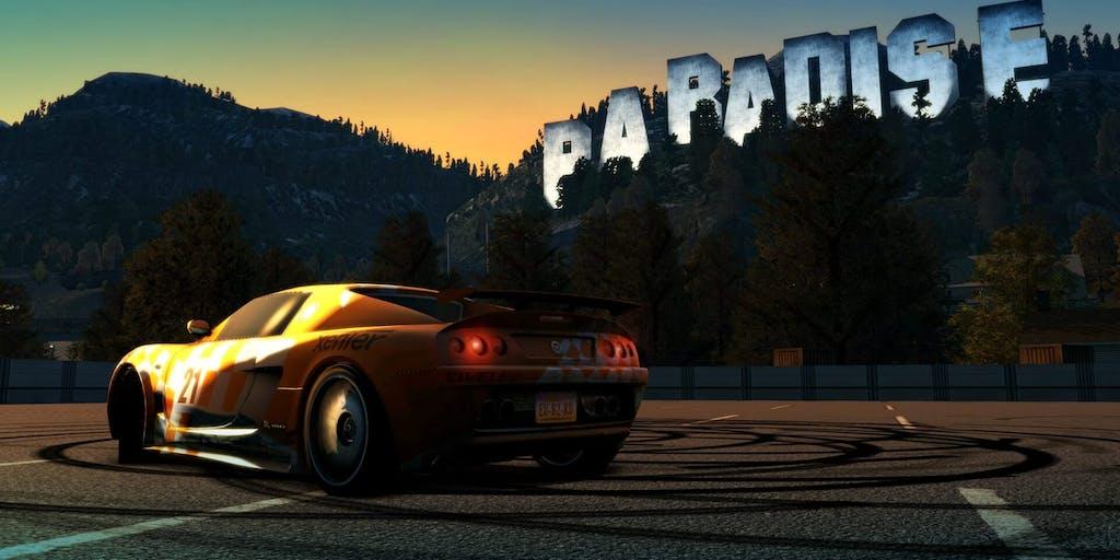 Burnout Paradise Remastered Soundtrack