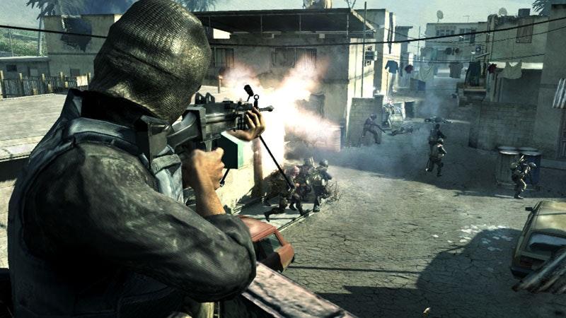 Call of Duty 4: Modern Warfare Soundtrack