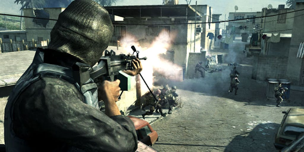 Call of Duty 4: Modern Warfare Soundtrack