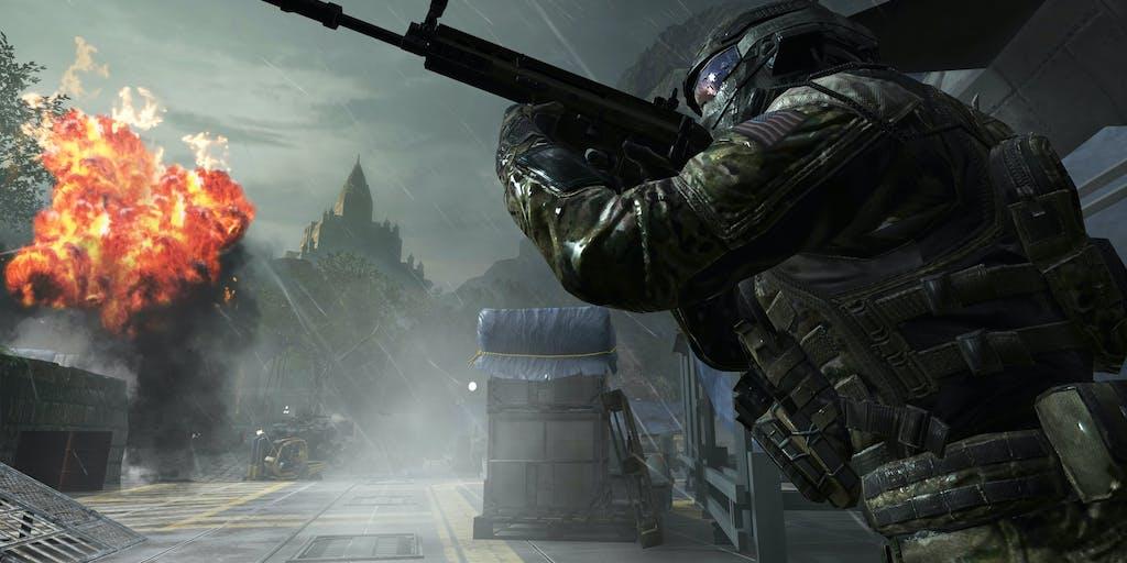 Call of Duty: Black Ops II Soundtrack