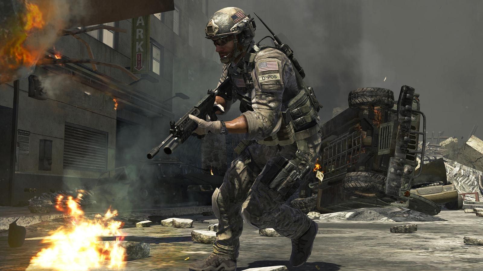 Call of Duty: Modern Warfare 3 Soundtrack