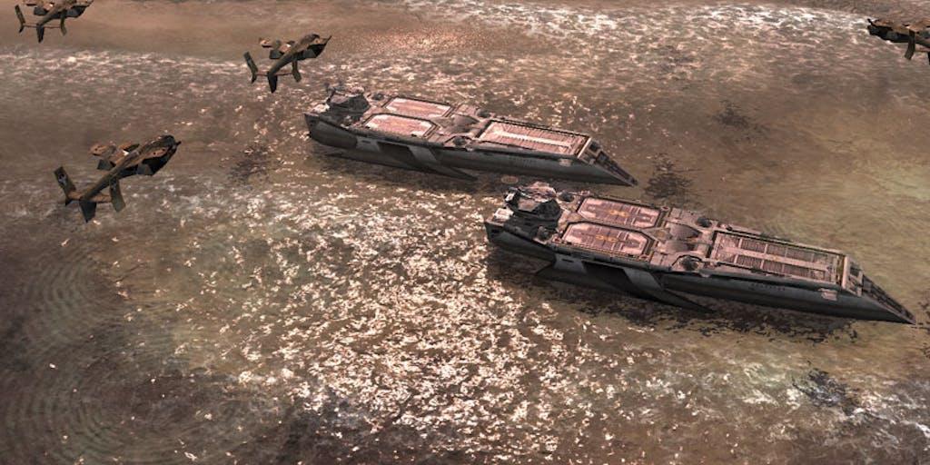 Command & Conquer 3: Tiberium Wars Soundtrack
