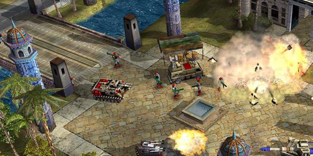 Command & Conquer: Generals Soundtrack