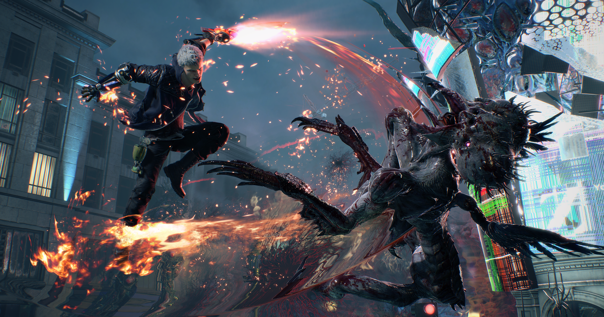 Devil May Cry 5 Soundtrack Music - Complete Song List | Tunefind