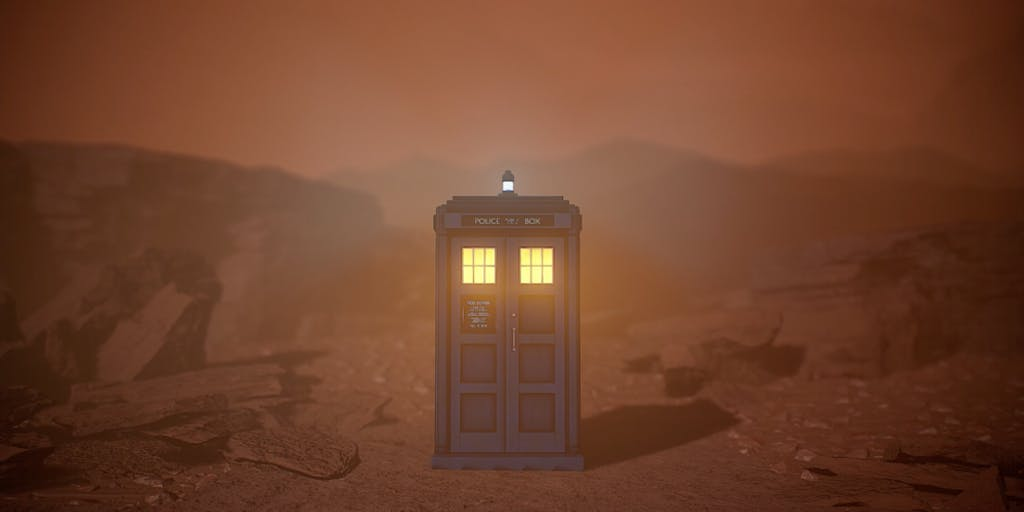 Doctor Who: The Edge of Reality Soundtrack