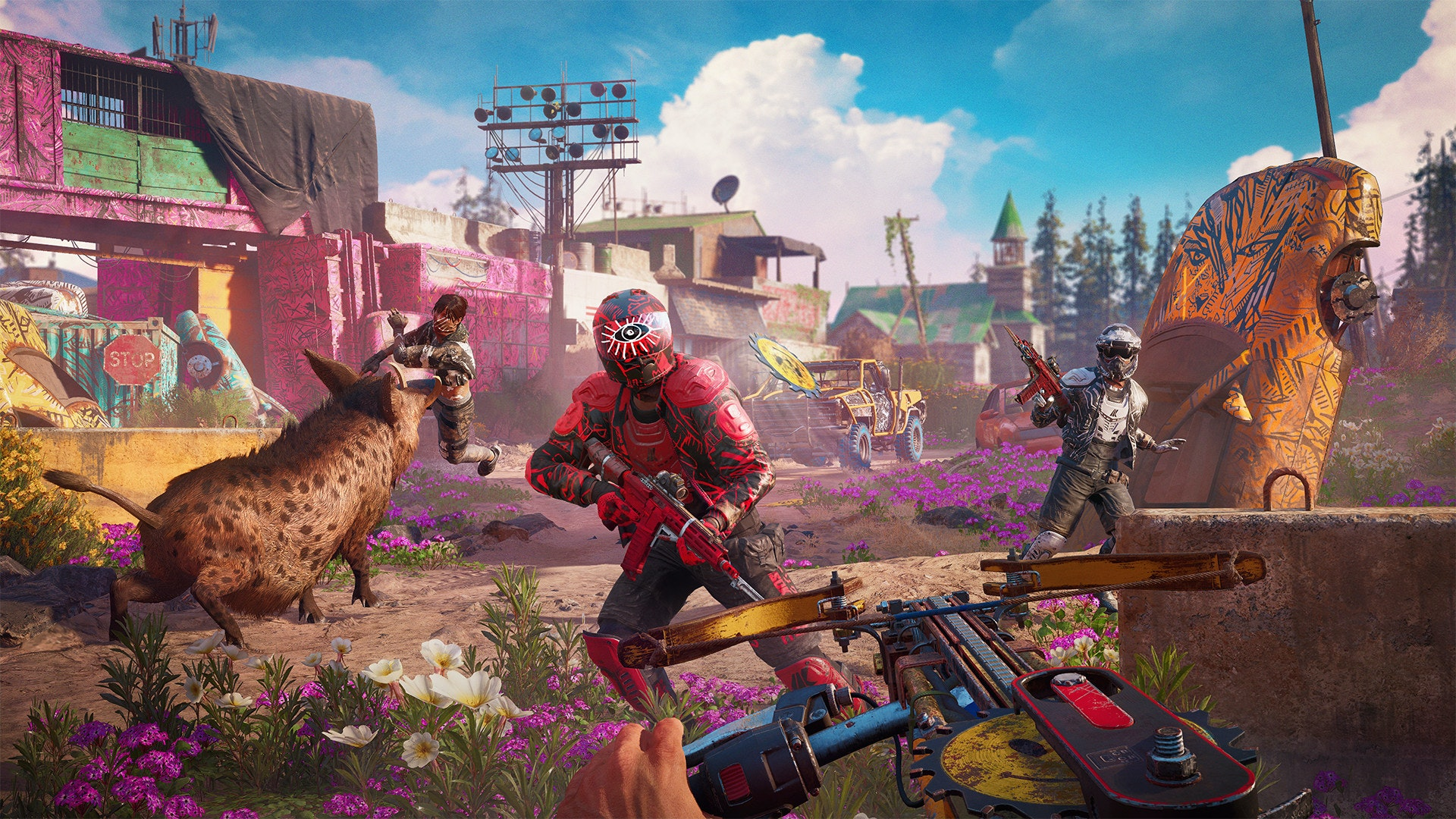Far Cry: New Dawn Soundtrack