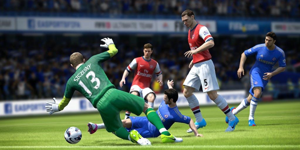 FIFA 13 Soundtrack