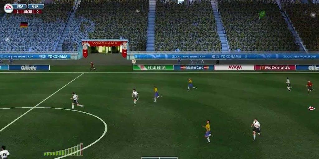 FIFA Football 2002 Soundtrack