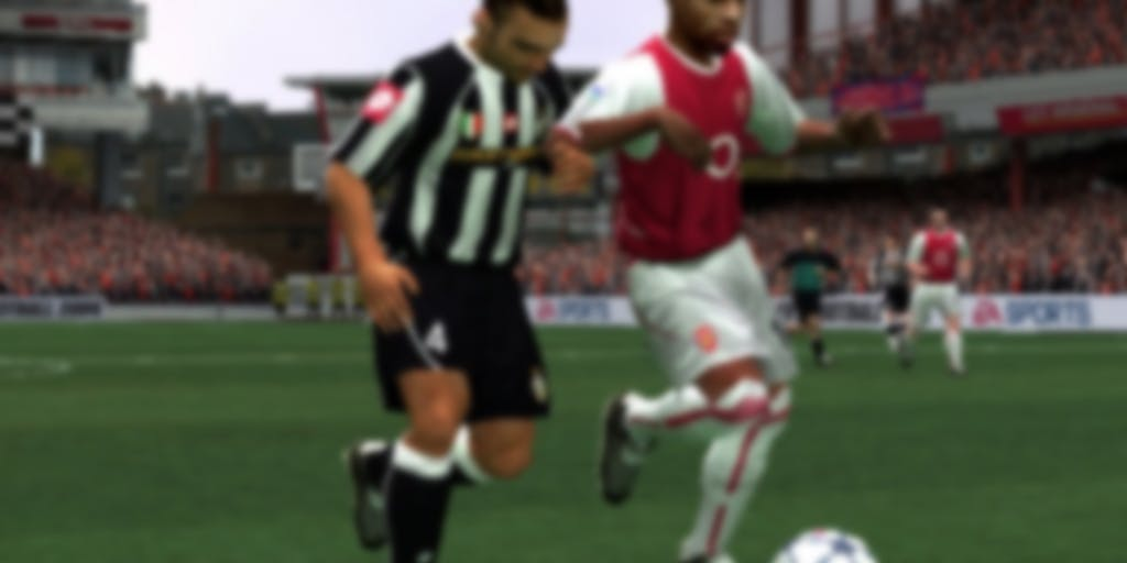 FIFA Football 2004 Soundtrack