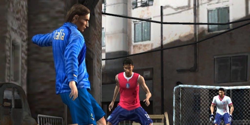 FIFA Street 2 Soundtrack