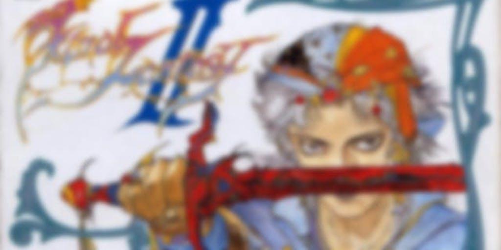 Final Fantasy II Soundtrack