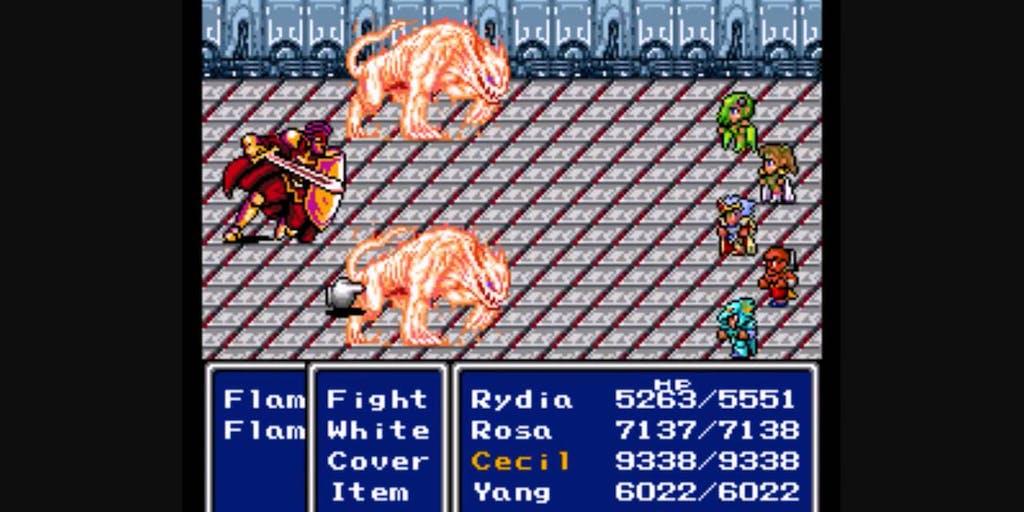 Final Fantasy IV Soundtrack