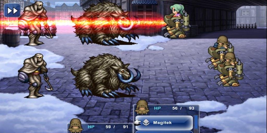 Final Fantasy VI Soundtrack