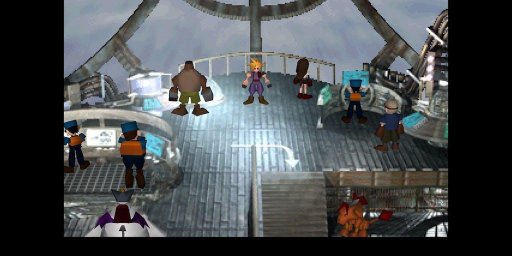 Final Fantasy VII Soundtrack