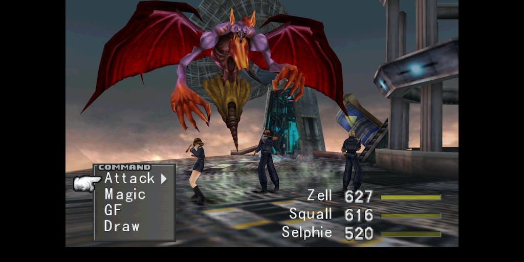 Final Fantasy VIII Soundtrack