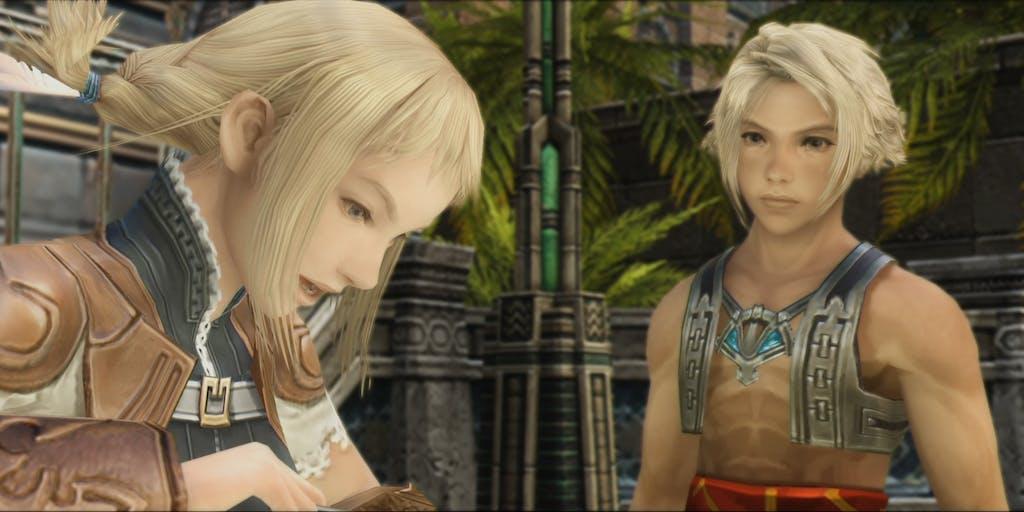 Final Fantasy XII: The Zodiac Age Soundtrack