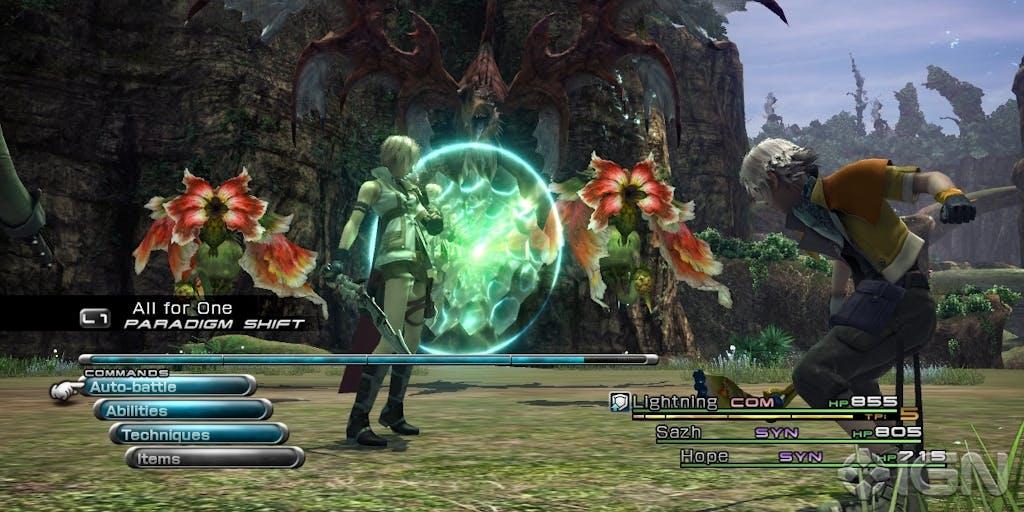 Final Fantasy XIII Soundtrack