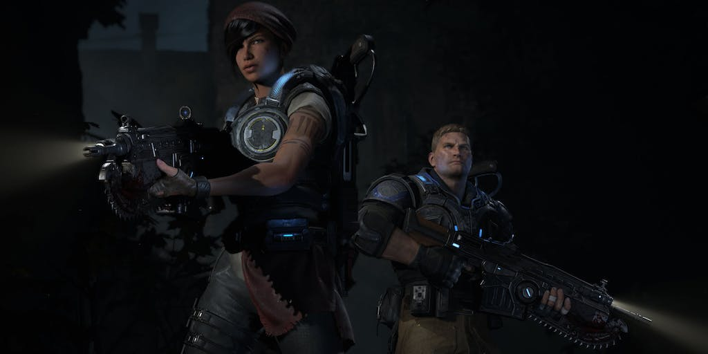 Gears of War 4 Soundtrack