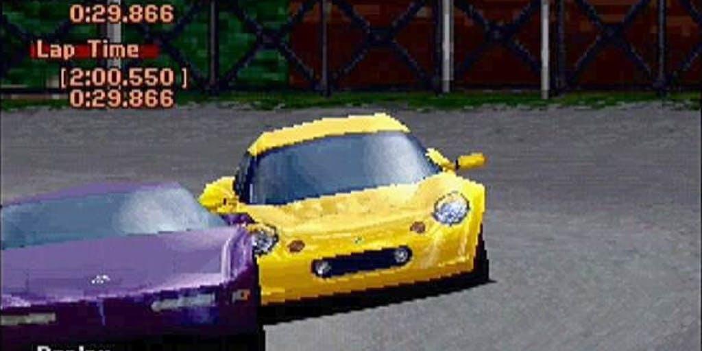 Gran Turismo 2 Soundtrack