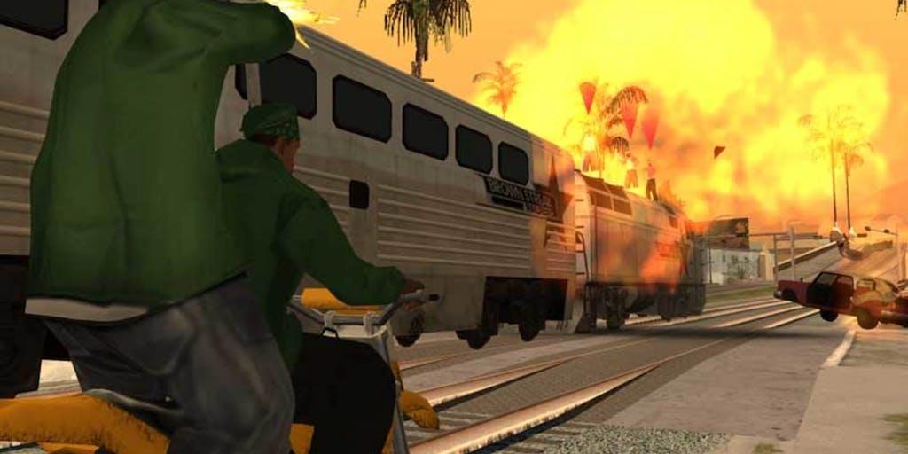 Grand Theft Auto: San Andreas Soundtrack