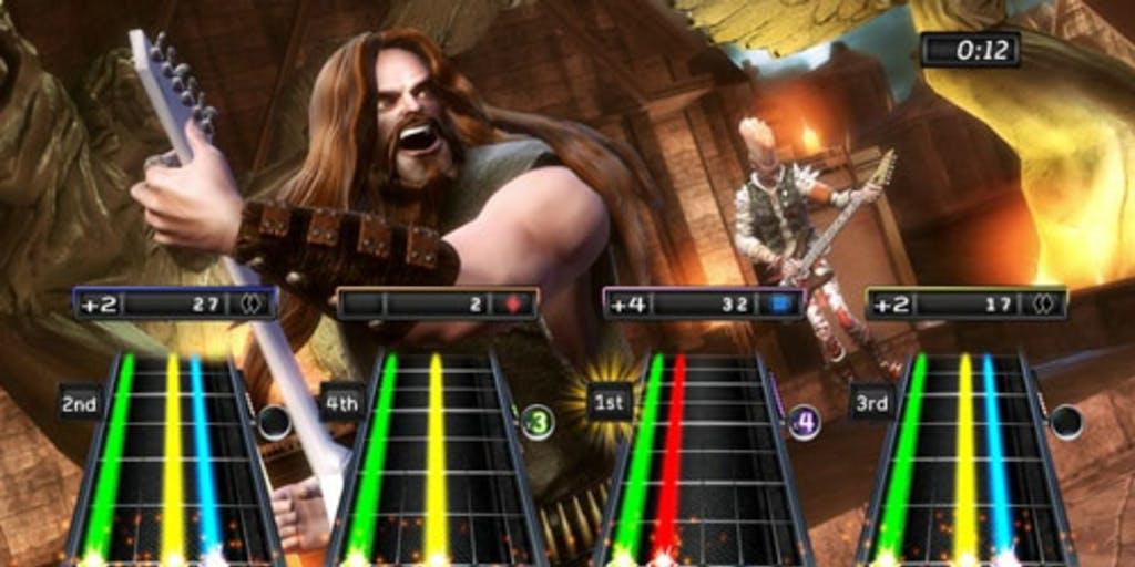 Guitar Hero 5 Soundtrack