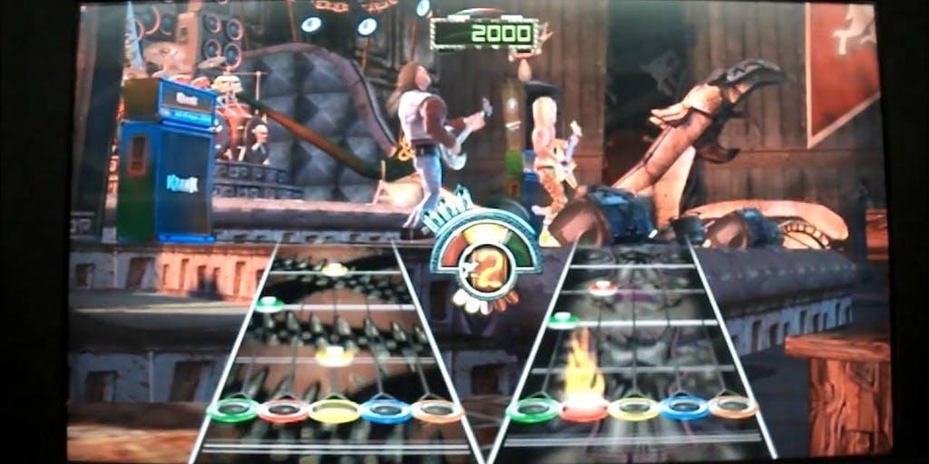 Guitar Hero Arcade Soundtrack