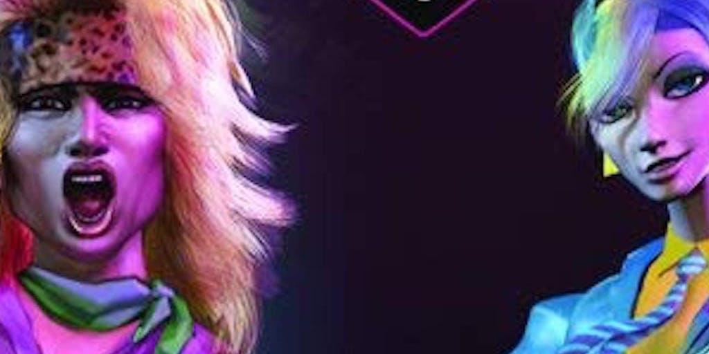 Guitar Hero Encore: Rocks The '80s Soundtrack