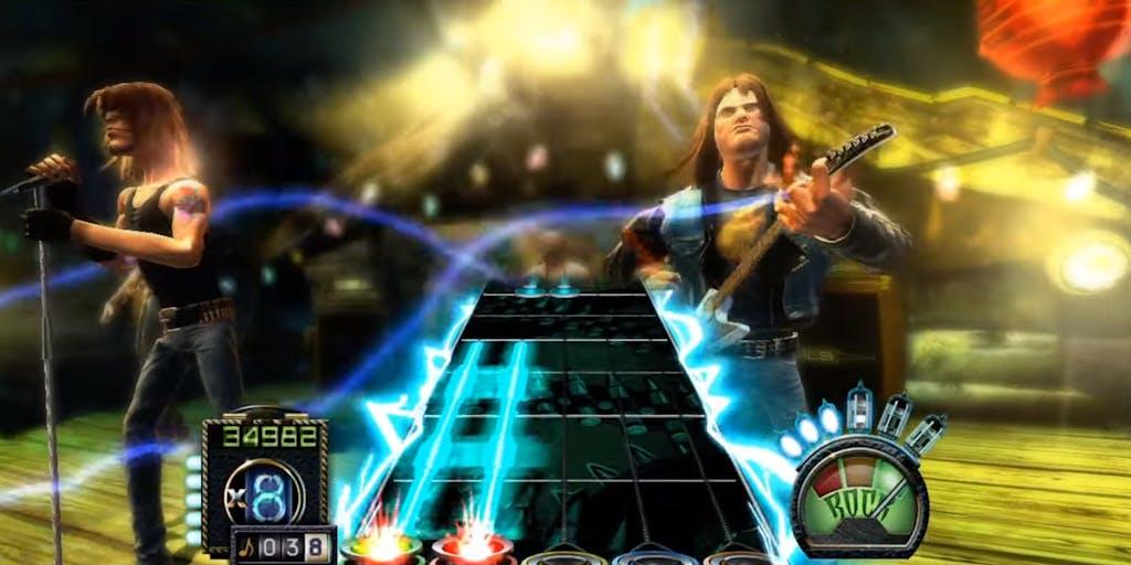 Guitar Hero III: Legends of Rock Soundtrack
