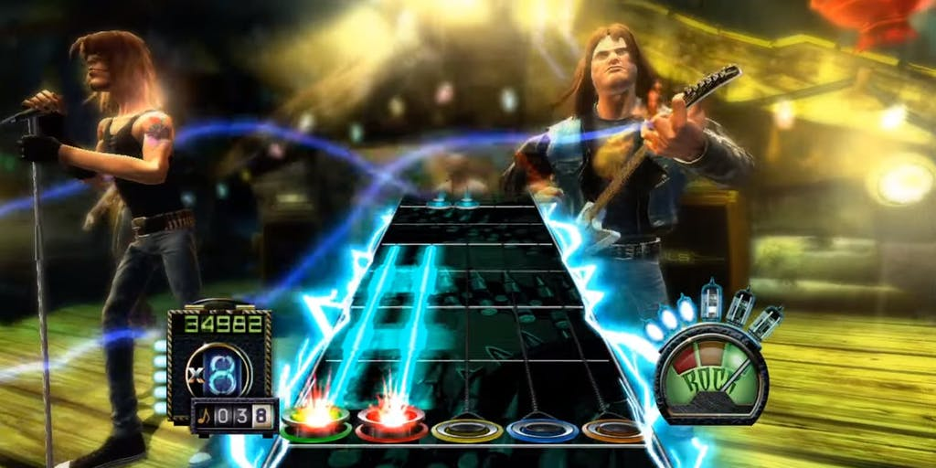 Guitar Hero III: Legends of Rock Soundtrack