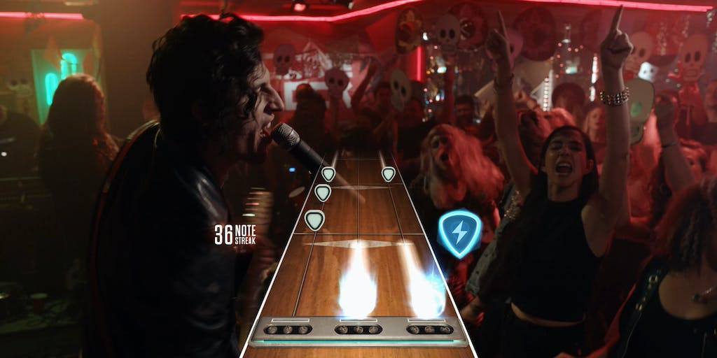 Guitar Hero Live Soundtrack