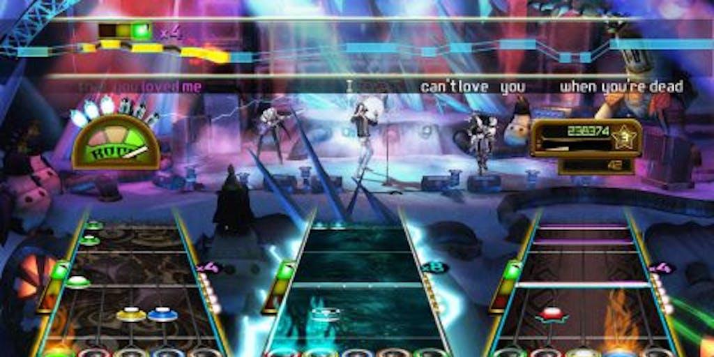 Guitar Hero Smash Hits Soundtrack
