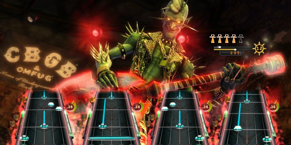 Guitar Hero: Warriors of Rock Soundtrack