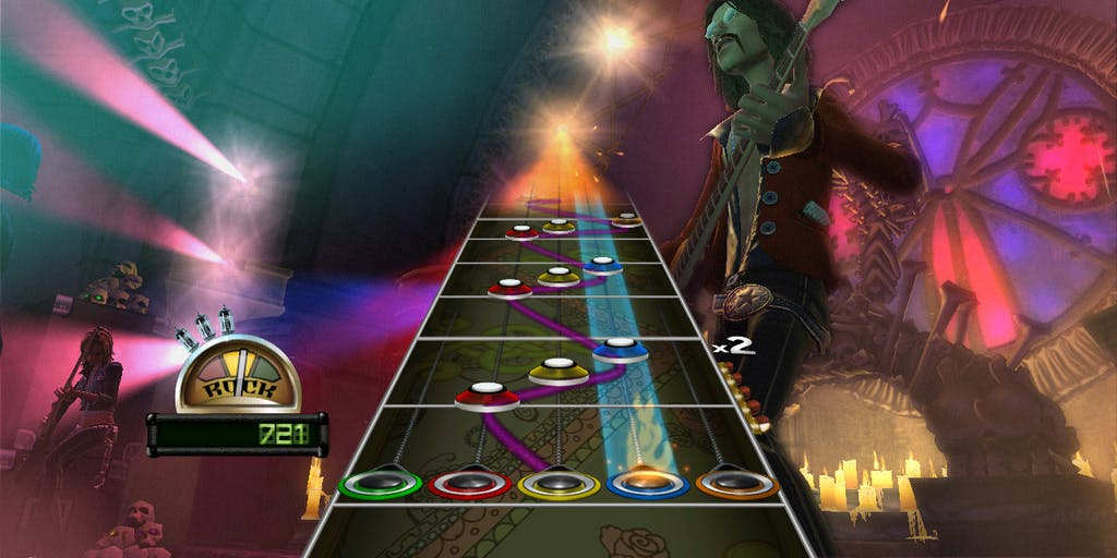 Guitar Hero World Tour Soundtrack