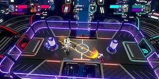 HyperBrawl Tournament Soundtrack